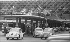 Inaugurado em 1961, terminal da Praça Júlio Prestes foi substituído pelo do Tietê em 1982