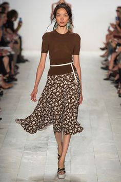 d0e96c88476 Michael Kors Spring 2014 RTW - Review - Fashion Week - Runway, Fashion  Shows and