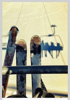 Skiën. Ik ski al sinds ik klein ben, we gaan bijna elk jaar. We gaan meestal naar Oostenrijk.