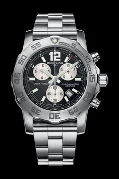 Colt Chronograph II - Breitling - Instruments for Professionals