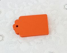 Hey, I found this really awesome Etsy listing at https://www.etsy.com/listing/187850786/orange-tags-small-paper-tags-blank-gift