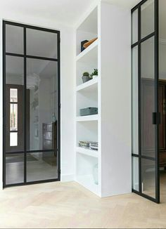 The Best Design Pieces for your projects! Covet House offers a wide range of Casegoods, Lighting, Upholstery (. Interior Styling, Interior Decorating, Interior Design, Steel Doors And Windows, Wood Doors, Casa Loft, Home Living Room, Interior And Exterior, New Homes