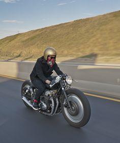 1977 Honda CB750F2 Brat Style #riding #motorcycles #motos   caferacerpasion.com
