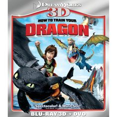 Amazing in 3D and Blue ray!