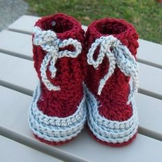 Baby Feet: Socks, Slippers & Booties - patterns too cute to miss...