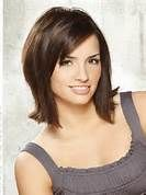 Medium Hairstyles with Bangs for Women Over 40 with Fine Hair - Bing Images