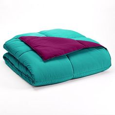 Home Classics® Reversible Down-Alternative Comforter