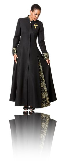 Elect Lady Norena Welcome-Goins new robe for preaching!!!