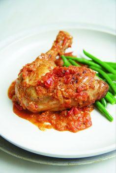 Kashmiri Chicken (Coconut oil for Paleo)
