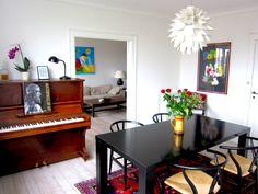 #Penthouse in embassy area #Copenhagen East. #apartments for rent in Copenhagen