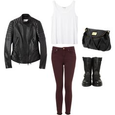 """""""Concert outfit #1"""" by letmepaintyouapicture on Polyvore"""
