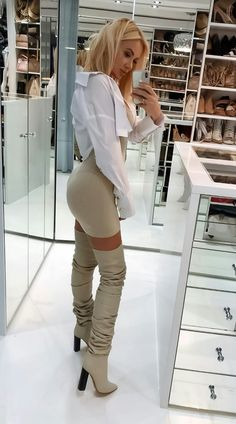 It's free dating site no credit card needed, Just signup and fuck local girls. Register(FREE) Looking for Sex tonight in your area Visit to Register Thigh High Boots, High Heel Boots, Over The Knee Boots, Heeled Boots, High Heels, Fashion Boots, Girl Fashion, Womens Fashion, Sexy Outfits
