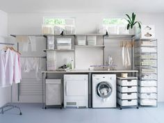 Laundry Room Organization Ideas for Simple Enchantments: Original Storage Ideas For Small Bedrooms ~ housefashions.net Best of Design Inspiration