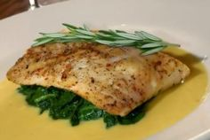 Baked Orange Roughy Recipe - I substituted olive oil for the butter, omitted the cheese and added seasonings.