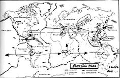 earth grid points   ... still critical earth grid points after two bloody wars see diagram 13