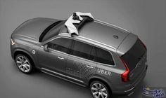 """تعاون بين """"أوبر"""" و""""فولفو"""" لتصنيع سيارات ذاتية القيادة: وقعت شركة صناعة السيارات السويدية """"فولفو"""" بروتوكول تعاون مع شركة """"أوبر"""" العاملة في…"""