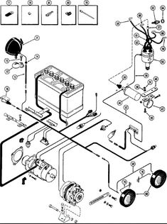 Nice Ford Alternator Wiring Diagram Internal Regulator