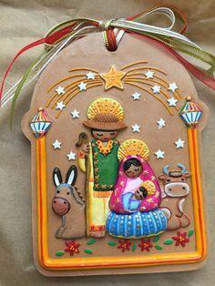 Nativity Scene - artist not listed