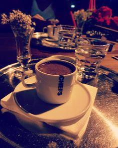 Turkish coffee by Big Chefs Lara Antalya