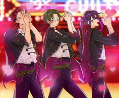 Akatsuki, Rainbow Light, Ensemble Stars, Knight, Anime, Idol, Character Design, Geek Stuff, Fan Art