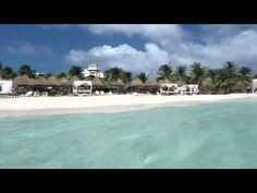 Isla Mujeres Privilege Aluxes Hotel - YouTube