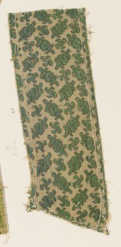 Italian #silk, Florence, 16th century, metmuseum