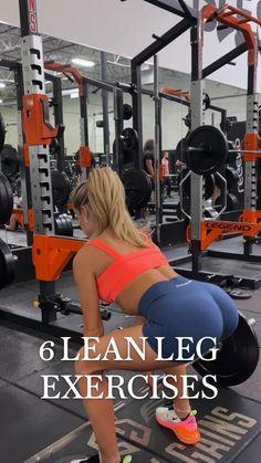 Summer Body Workouts, Running Workouts, Easy Workouts, Leg Butt Workout, Dumbbell Workout, Women's Fitness, Fitness Goals, Gym Workout Videos, Fitness Inspiration