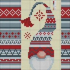 New Ideas Embroidery Patterns Christmas Pictures Xmas Cross Stitch, Cross Stitch Pillow, Cross Stitch Charts, Cross Stitch Designs, Cross Stitching, Cross Stitch Embroidery, Cross Stitch Patterns, Hand Embroidery, Christmas Embroidery Patterns