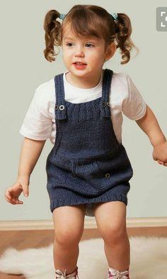 Kız Çocukları İçin Askılı Örgü Bebek Elbisesi Modeli Yapılışı ( Anlatımlı ) – Örgü, Örgü Modelleri, Örgü Örnekleri, Derya Baykal Örgüleri