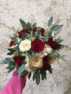 Find images and videos about flowers, wedding and bouquet on We Heart It - the app to get lost in what you love. Prom Flowers, Fall Wedding Flowers, Flower Bouquet Wedding, Floral Wedding, Autumn Wedding, Dream Wedding, Wedding Day, Wedding Table, Bride Bouquets