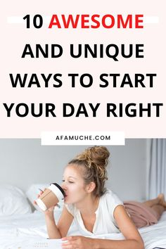 If you are wondering how to start your day right these self growth tips, self improvement ideas, personal development tips will help you get started Self Improvement Tips, Be A Better Person, Best Self, Personal Development, Improve Yourself, Investing, Activities, Career