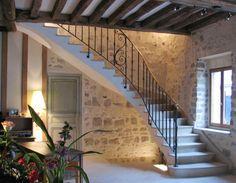 L'atelier de la pierre - artisan tailleur de pierre - nos escaliers en pierre