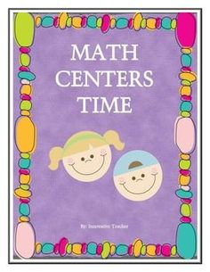 Math Centers Time - CCSS includes 5 center activities to strengthen your students knowledge of time.