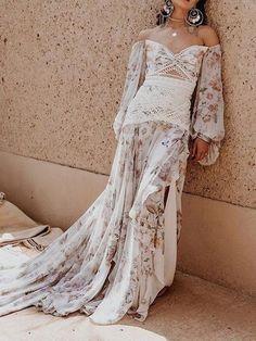 Bohemian Style Wedding Dresses, Fall Wedding Dresses, Designer Wedding Dresses, Boho Dress, Bridal Dresses, Bridesmaid Dresses, Maxi Dresses, Dress Beach, Long Dresses