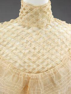 Wedding dress Madame Herzfelder      1902
