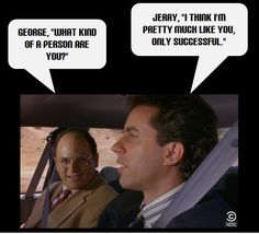 Jerry Seinfeld at his wittiest best! :D