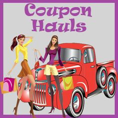 Coupon Hauls - Shopping made fun and cheap with coupons