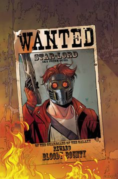 Star Lord | COMICS: New Artwork And Covers From July's LEGENDARY STAR-LORD #1