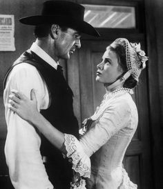 Scandals of Classic Hollywood: Gary Cooper had an affair with the very young Grace Kelly, who played his very young and very ardent Quaker wife in High Noon, Cooper's most famous film.