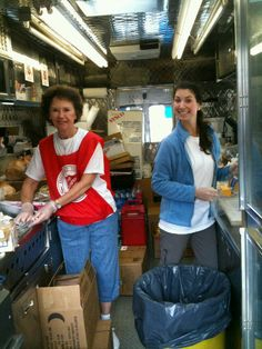 Join us for our Breakfast Brigade and Soup Wagon!