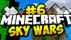 Sky wars#6(Скайварс майнкрафт)1.8.1,1.8.3,1.8.5+Ip