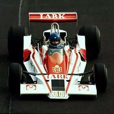 Brett Lunger, McLaren M26, Monaco 1978