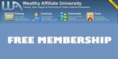 The Price:    Wealthy Affiliate has two membership price points:  Starter Membership, $0 (Join Here) Premium Membership, $47 per month / $359 per y