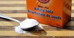Aprenda a queimar gordura com bicarbonato de sódio