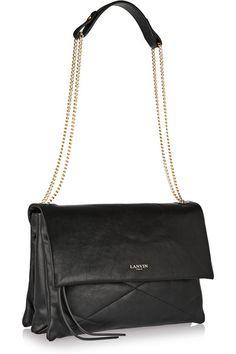 d02bbc30754a3 Lanvin - Sugar quilted leather shoulder bag