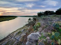 Tye Truitt presents one of the last remaining waterfront ranches w with approximately 1800 ft of deep water frontage on Lake Travis Marble Falls Real Estate 78654 - 56244