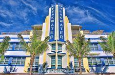 Inspiration: Miami Art Deco | Free People Blog #freepeople