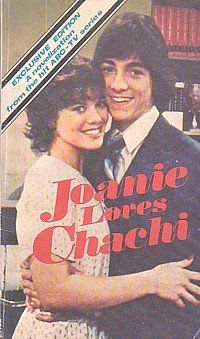 Joanie Loves Chachi.  LOVED this show!  I sang their theme song in a concert once, lol.