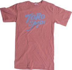 Toro Y Moi T Shirt August 2017