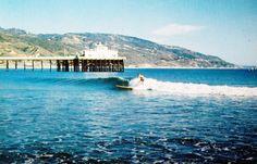 Surfrider Beach,Malibu Pier,Malibu,California.